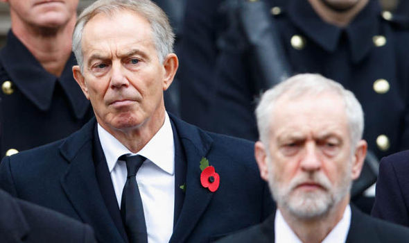 Blair & Corbyn