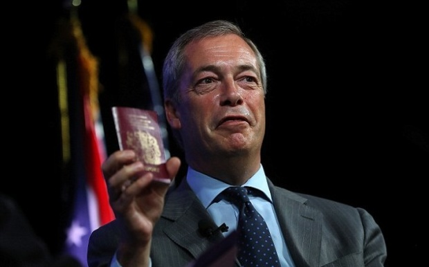 Farage Passport